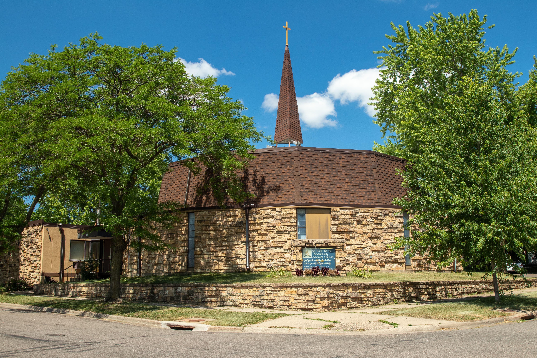 The St. Paul Karen Seventh-Day Adventist Church at Matilda and Hatch.